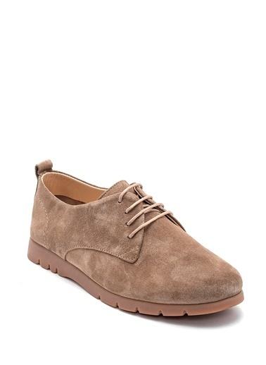 Derimod Kadın Ayakkabı (02-66) Casual Vizon